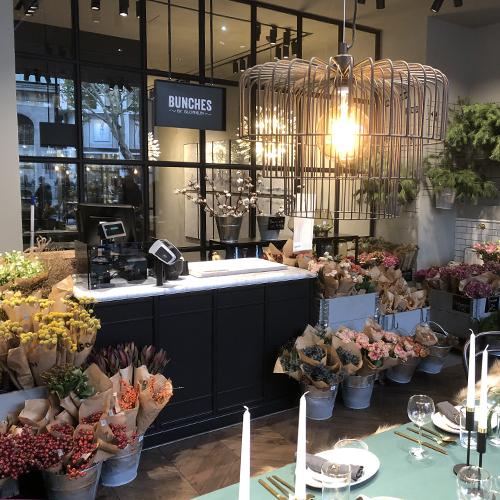 Hm Home Startet Mit Flowershop Beyond Flora